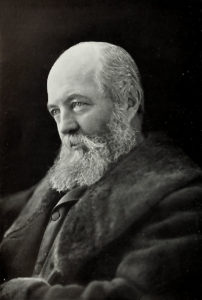 Frederick Law Olmsted (photo credit: James Notman)