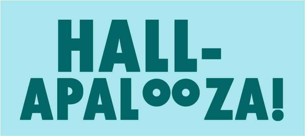 Hall-apalooza 2019 - Oakes Ames Memorial Hall